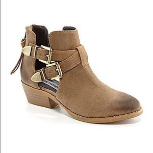 Steve Madden Cutout Boots